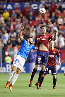 Luis Perea (midfielder; CA Osasuna) during the Spanish <br /> la League soccer match between CA Osasuna and CF Reus at Sadar stadium, in Pamplona, Spain, on Wednesday, September 12, 2018.