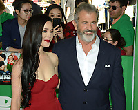 04 November 2017 - Westwood, California - ROSALIND ROSS and MEL GIBSON. &quot;Daddy's Home 2&quot; Los Angeles Premiere held at Regency Village Theatre. <br /> CAP/ADM/BB<br /> &copy;BB/ADM/Capital Pictures