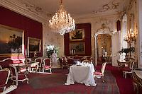 Europe/Autriche/Niederösterreich/Vienne: Palais des Hofburg, résidence de la famille impériale des Habsbourg – Les appartements impériaux (Kaiserappartments) - Le Grand Salon de l'Impératrice Elisabeth