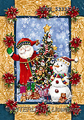 Isabella, CHRISTMAS SANTA, SNOWMAN, WEIHNACHTSMÄNNER, SCHNEEMÄNNER, PAPÁ NOEL, MUÑECOS DE NIEVE, realistic animals, realistische Tiere, animales re, paintings+++++,ITKE533332-L,#X#