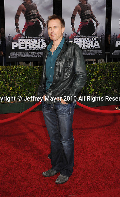 """HOLLYWOOD, CA. - May 17: Phil Keoghan arrives at the """"Prince of Persia: The Sands of Time"""" Los Angeles Premiere held at Grauman's Chinese Theatre on May 17, 2010 in Hollywood, California."""