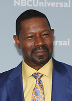 NEW YORK, NY - MAY 14: Dennis Haysbert at the at the 2018 NBCUniversal Upfront at Rockefeller Center in New York City on May 14, 2018. <br /> CAP/MPI/PAL<br /> &copy;PAL/MPI/Capital Pictures