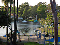 Homes on the Lake in Lake Forest California
