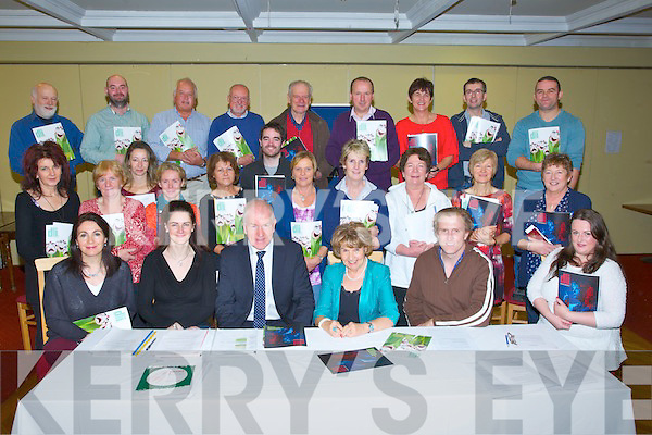DRAMA: Minister for Arts, Heritage and Gaeltacht Jimmy Deenihan TD opened the Drama League of Ireland (DLI) South West Regional Information Seminar and Workshop in the Central Hotel, Tralee, on Saturday.