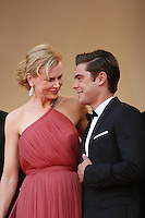 """Nicole Kidman Zac Efron - """" Paperboy """" premiere at the 65th Cannes Film Festival at the Palais des Festivals..May 24th, 2012."""