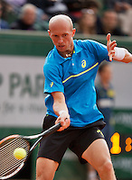 01-06-13, Tennis, France, Paris, Roland Garros,    Nikolay Davydenko