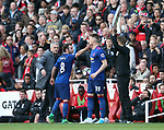 Manchester United's Scott McTominay makes his debut during the Premier League match at the Emirates Stadium, London. Picture date: May 7th, 2017. Pic credit should read: David Klein/Sportimage