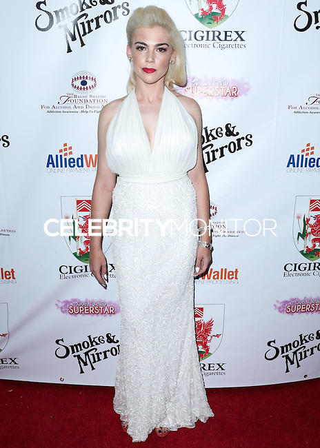 BEVERLY HILLS, CA, USA - SEPTEMBER 13: Breanna Whitaker arrives at the Brent Shapiro Foundation For Alcohol And Drug Awareness' Annual 'Summer Spectacular Under The Stars' 2014 held at a Private Residence on September 13, 2014 in Beverly Hills, California, United States. (Photo by Xavier Collin/Celebrity Monitor)