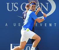Roger Federer, 2013, Photo By John Barrett/PHOTOlink