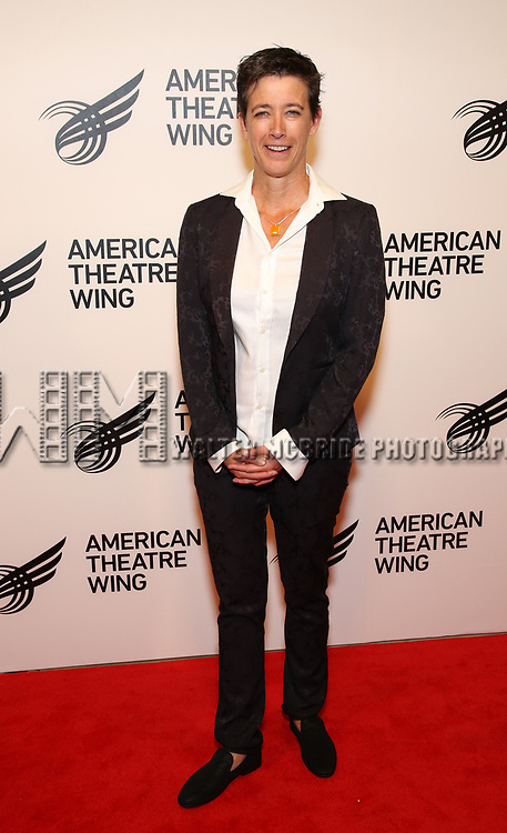 Rachel Hauck attends The American Theatre Wing's 2019 Gala at Cipriani 42nd Street on September 16, 2019 in New York City.