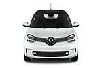 Car photography straight front view of a 2019 Renault Twingo Edition One + 5 Door Hatchback