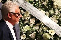 São Paulo (SP) 12/02/2019 - Morte / Ricardo Boechat -  Fernando Mitre, Jornalista, durante velório do jornalista Ricardo Boechat no Museu da Imagem e do Som (MIS), na zona sul de São Paulo na madrugada desta terça-feira, 12. (Foto: Charles Sholl/Brazil Photo Press)