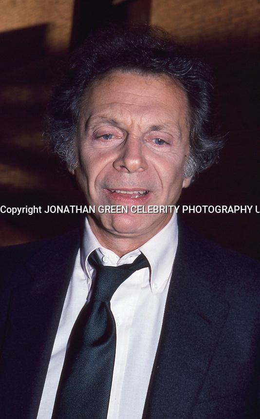 Mort Sahl 1987 by Jonathan Green