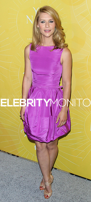 NEW YORK CITY, NY, USA - APRIL 25: Claire Danes at the 2014 Variety Power Of Women: New York Luncheon held at Cipriani 42nd Street on April 25, 2014 in New York City, New York, United States. (Photo by Jeffery Duran/Celebrity Monitor)