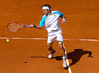 30-05-11, Tennis, France, Paris, Roland Garros ,   David Ferrer