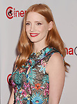 LAS VEGAS, CA - MARCH 30:  Actress Jessica Chastain attends the CinemaCon Big Screen Achievement Awards at Omnia Nightclub at Caesars Palace during CinemaCon, the official convention of the National Association of Theatre Owners, on March 30, 2017 in Las Vegas, Nevada.