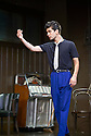 Mojo by Jez Butterworth, directed by Ian Rickson. With Ben Whishaw as Baby. Opens at The Harold Pinter Theatre  on 13/11/13  pic Geraint Lewis