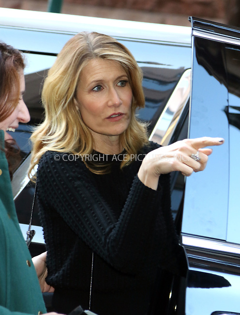 www.acepixs.com<br /> <br /> March 21 2017, New York City<br /> <br /> Actress Laura Dern made an appearance at AOL Build on March 21 2017 in New York City<br /> <br /> By Line: Philip Vaughan/ACE Pictures<br /> <br /> <br /> ACE Pictures Inc<br /> Tel: 6467670430<br /> Email: info@acepixs.com<br /> www.acepixs.com