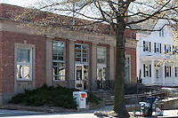 The main post office in Tarrytown, New York