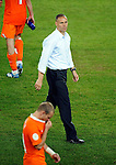 EM Fotos Fussball Europameisterschaft 2008 Viertelfinale: Niederlande - Russland