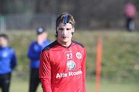 13.03.2014: Eintracht Frankfurt Training
