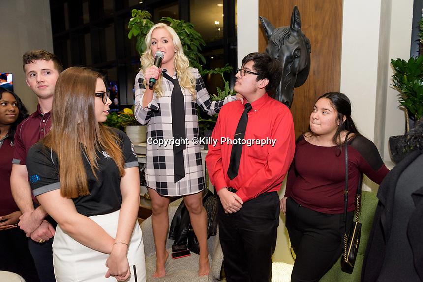 Project 88 gala kickoff at Hotel ZaZa Memorial City