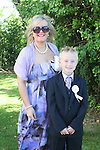 Jack Scullion with his mother Rita at the Walshestown NS Communion in St.Pauls Church...Photo NEWSFILE/Jenny Matthews.(Photo credit should read Jenny Matthews/NEWSFILE)....This Picture has been sent you under the condtions enclosed by:.Newsfile Ltd..The Studio,.Millmount Abbey,.Drogheda,.Co Meath..Ireland..Tel: +353(0)41-9871240.Fax: +353(0)41-9871260.GSM: +353(0)86-2500958.email: pictures@newsfile.ie.www.newsfile.ie.FTP: 193.120.102.198.