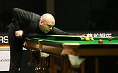 1st February 2019, Berlin, Germany; Stuart Bingham Snooker Berlin German Masters in Tempodrom