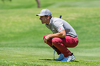 Andrea Pavan (ITA) during the 2nd round at the Nedbank Golf Challenge hosted by Gary Player,  Gary Player country Club, Sun City, Rustenburg, South Africa. 15/11/2019 <br /> Picture: Golffile | Tyrone Winfield<br /> <br /> <br /> All photo usage must carry mandatory copyright credit (© Golffile | Tyrone Winfield)