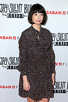 "LOS ANGELES - OCT 15:   Kate Micucci at the ""Jay & Silent Bob Reboot"" Los Angeles Premiere at the TCL Chinese Theater on October 15, 2019 in Los Angeles, CA"