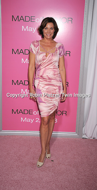 "Countess Luanne de Lesseps..arriving at The World Premiere of ""Made Of Honor"" starring ..Patrick Dempsey and Michelle Monaghan on April 28, 2008 at The Ziegfeld Theatre in New York City. ....Robin Platzer, Twin Images"