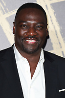 LONDON, UK. September 14, 2019: Adewale Akinnuoye-Agbaje at the Fashion for Relief Show 2019 at the British Museum, London.<br /> Picture: Steve Vas/Featureflash
