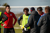 USMNT U-18 Training, January 3, 2018