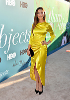 Angela Sarafyan at the premiere for the HBO series &quot;Sharp Objects&quot; at the Cinerama Dome, Los Angeles, USA 26 June 2018<br /> Picture: Paul Smith/Featureflash/SilverHub 0208 004 5359 sales@silverhubmedia.com