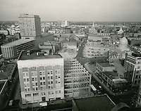 1960 November 28..Redevelopment.Downtown North (R-8)..Downtown Progress..North View from VNB Building..HAYCOX PHOTORAMIC INC..NEG# C-60-5-46.NRHA#..