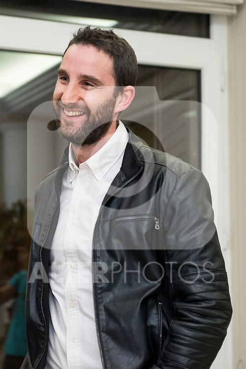 "Dani Rovira during the presentation of the book ""Llevame contigo"" of Carlos Rodriguez in Madrid, Spain. March 15, 2017. (ALTERPHOTOS/BorjaB.Hojas)"