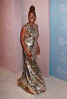 NEW YORK, NY - SEPTEMBER 13: Issa Rae at the Clara Lionel Foundation&rsquo;s 4th Annual Diamond Ball at Cipriani Wall Street in New York City on September 13, 2018. <br /> CAP/MPI99<br /> &copy;MPI99/Capital Pictures