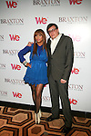 Tamar Braxton and WE TV's SVP of Production and Development John Miller Attend Premiere Screening of BRAXTON FAMILY VALUES Season 2 Held at Tribeca Grand, NY 11/8/11