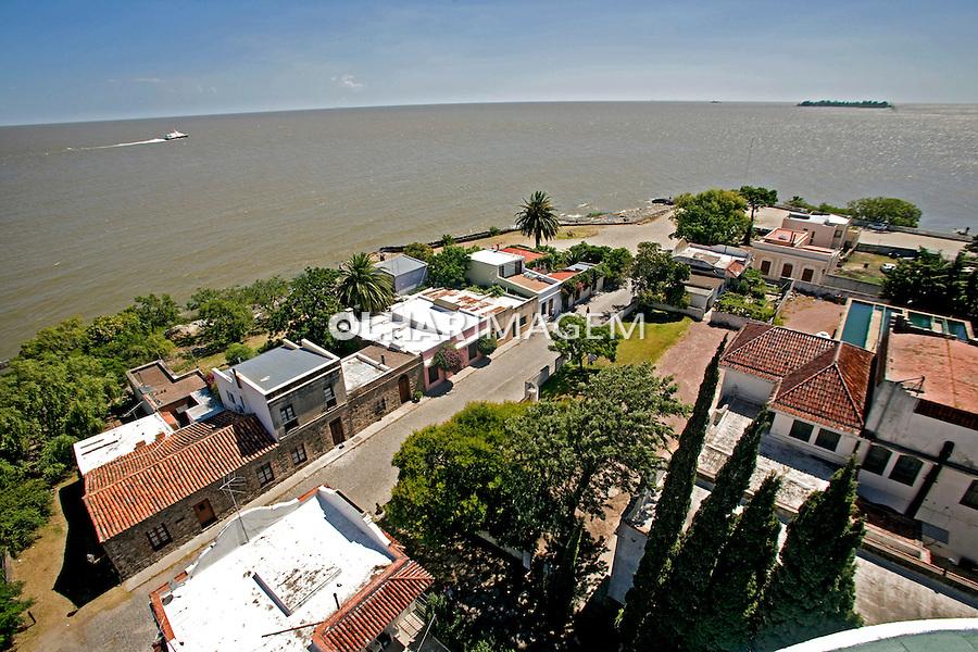 Cidade de Colônia do Sacramento. Uruguai. 2009. Foto de Caetano Barreira.