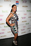 "VH-1 Love and Hip Hop's Raqi Thunda Attends Wendy Williams celebrates the launch of her new book ""Ask Wendy"" by HarperCollins and her new Broadway role as Matron ""Mama"" Morton in Chicago - Held at Pink Elephant, NY"
