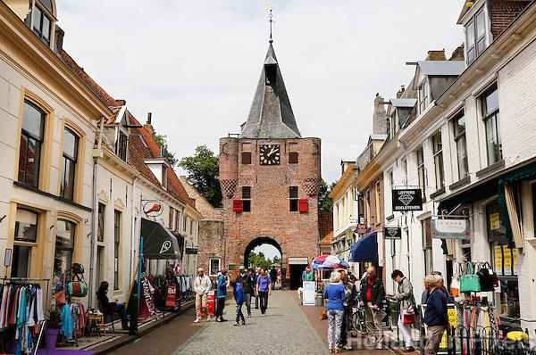 Vischpoortstraat in Elburg