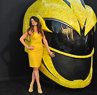 www.acepixs.com<br /> <br /> March 22 2017, LA<br /> <br /> Cerina Vincent arriving at the LA premiere of 'Saban's Power Rangers' at the Fox Bruin Theatre on March 22, 2017 in Los Angeles, California. <br /> <br /> By Line: Peter West/ACE Pictures<br /> <br /> <br /> ACE Pictures Inc<br /> Tel: 6467670430<br /> Email: info@acepixs.com<br /> www.acepixs.com