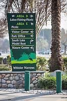 Whittier Narrows Recreation Park