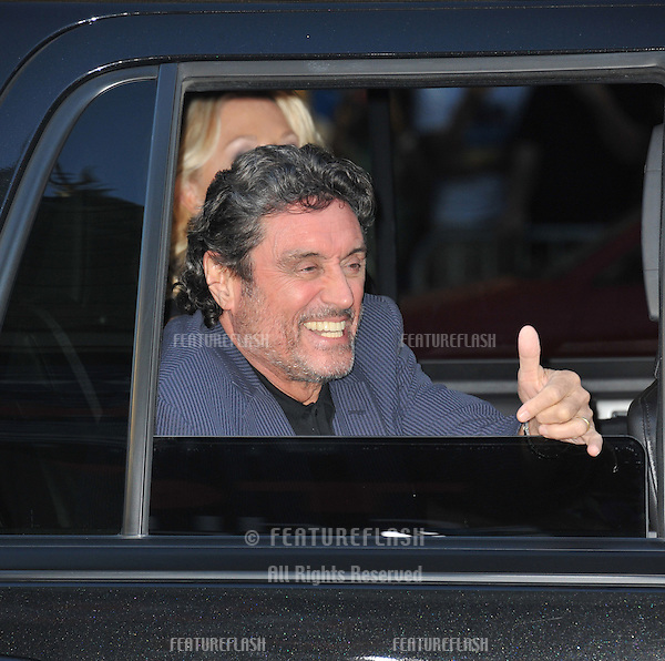 Ian McShane at the premiere of his movie  &quot;Hercules&quot; at the TCL Chinese Theatre, Hollywood.<br /> July 23, 2014  Los Angeles, CA<br /> Picture: Paul Smith / Featureflash