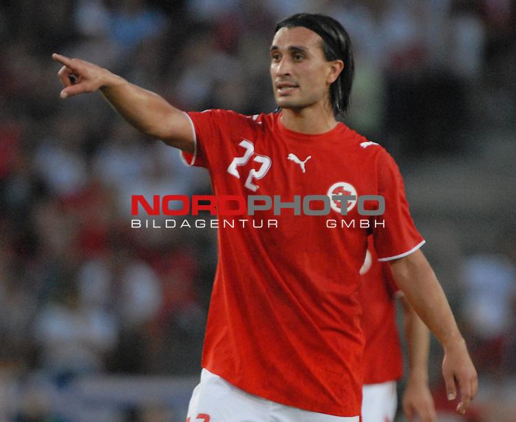 FIFA WM 2006 -  Round of Sixteen - / Viertelfinale <br /> Play    #54  (26. Juni ) Schweiz - Ukraine<br /> <br /> Hakan Yakin (SUI)<br /> <br /> Foto &copy; nordphoto
