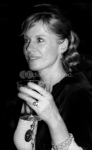 Bibi Anderson 1977<br /> Photo By Adam Scull/PHOTOlink /MediaPunch