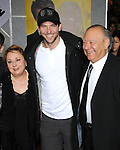 Bradley Cooper & his parents at the Touchstone Pictures' World Premiere of When in Rome held at El Capitan Theatre in Hollywood, California on January 27,2010                                                                   Copyright 2009  DVS / RockinExposures