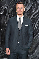 Michael Fassbender<br /> at the &quot;Alien:Covenant&quot; world premiere held at the Odeon Leicester Square, London. <br /> <br /> <br /> &copy;Ash Knotek  D3260  04/05/2017