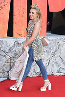 """Gabby Allen<br /> arriving for the """"Rampage"""" premiere at the Cineworld Empire Leicester Square, London<br /> <br /> ©Ash Knotek  D3395  11/04/2018"""