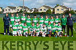 Killarney Legion U13's at the Lee Strand Invitational Tournament in Austin Stacks GAA Connolly Park on Saturday
